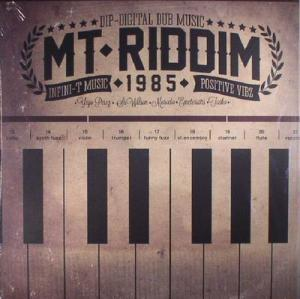 DIP-Digital Dub Music - MT Riddim Album