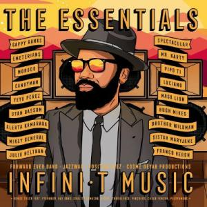 THE ESSENTIALS(2LP)