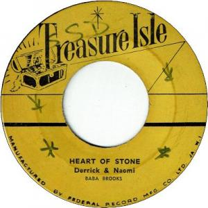HEART OF STONE (VG+) / LET ME GO (VG+)