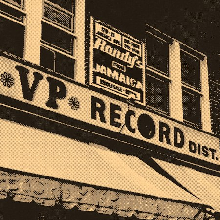 "DOWN IN JAMAICA – 40 YEARS OF VP RECORDS(4CD+4x7""+4x12""+Booklet+6 art cards)"