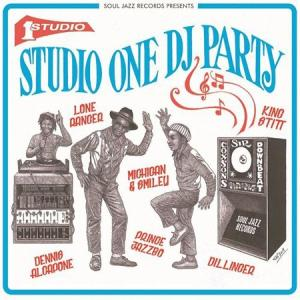 STUDIO ONE DJ PARTY(2LP/Gatefold)