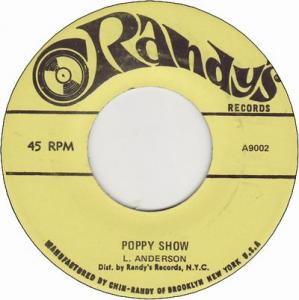 POPPY SHOW / FAT MAN