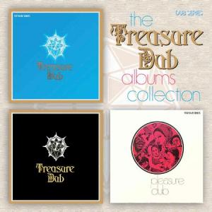 THE TREASURE DUB ALBUMS COLLECTION(2CD)