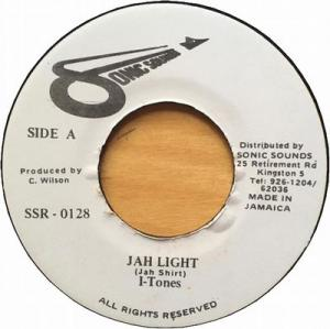 JAH LIGHT / TINY HANDS