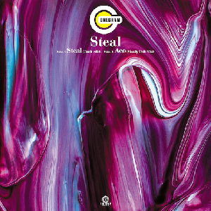 "STEAL(7"" edit) / AEO(Slowly Dub Mix) (12/9発売)"