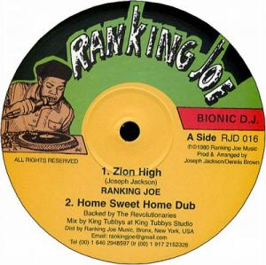 HOME SWEET HOME / ZION HIGH