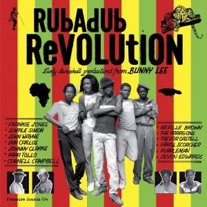 RUB A DUB REVOLUTION (2LP)
