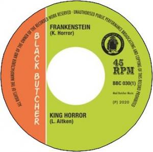 FRANKENSTEIN / I CAN'T STAND IT