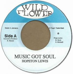 MUSIC GOT SOUL / ROCK STEADY
