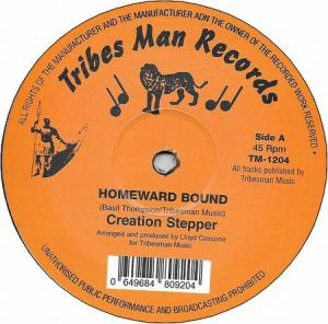 HOMEWARD BOUND / HOMEWARD DUB