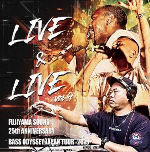 LIVE & LIVE Vol.4(DL code入り)
