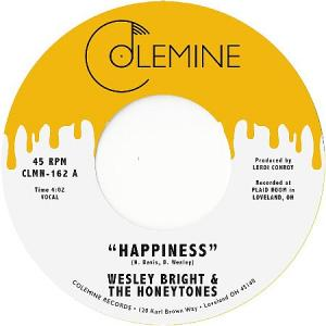 HAPPINESS / YOU DON'T WANT ME