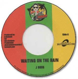 WAITING ON THE RAIN / RASTA LOVE