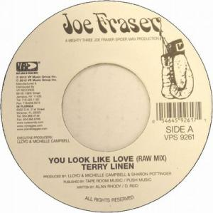 YOU LOOK LIKE LOVE / Radio Mix