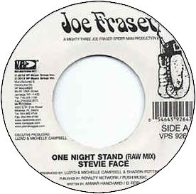 ONE NIGHT STAND / Radio Mix