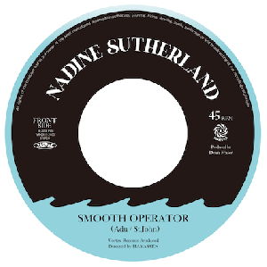 SMOOTH OPERATOR / VERSION (Clear Vinyl) (12/23発売予定)