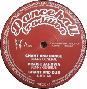 CAHNT AND DANCE / DANCEHALL TRADITIONS