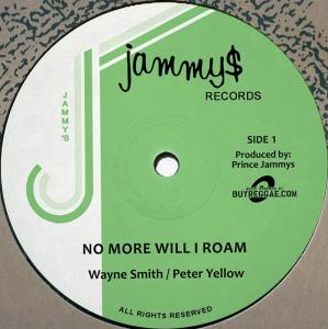 NO MORE WILL I  ROAM / MUSIC ON MY MIND