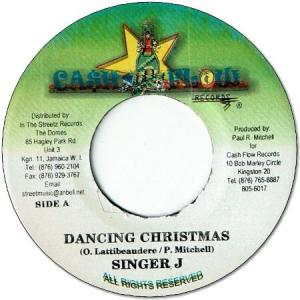 DANCING CHRISTMAS / GOD