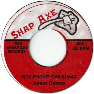 PICK POCKET CHRISTMAS