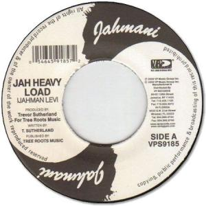 JAH HEAVY LOAD / BITS & PIECES OF LOVE