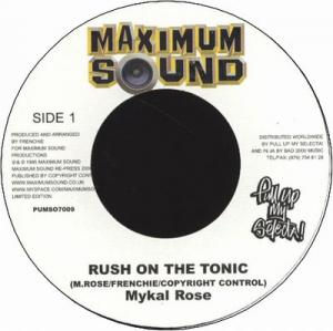 RUSH ON THE TONIC / RELEASE ME