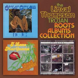 THE LINVAL THOMPSON TROJAN ROOTS ALBUMS COLLECTION(2CD)