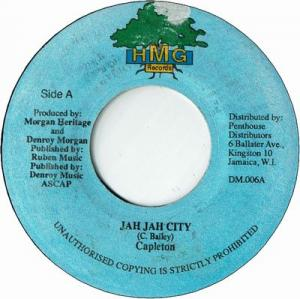 JAH JAH CITY (VG) / ETHIOPIAN PRAYER (VG)