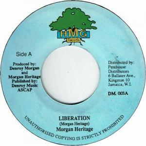 LIBERATION (VG) / NEVER (VG)