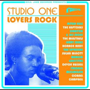 STUDIO ONE LOVERS ROCK(2LP/Gatefold)