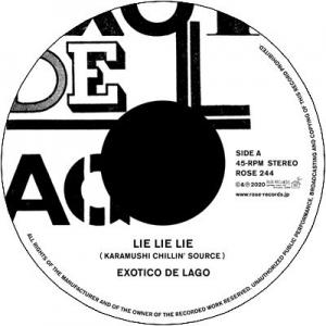 LIE LIE LIE(Karamushi Chillin' Source) / MINOR SONG