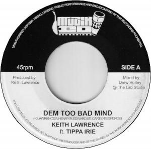 DEM TOO BAD MIND / VERSION