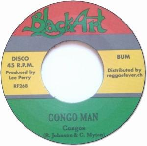 CONGO MAN / VERSION