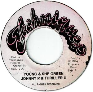 YOUNG & SHE GREEN