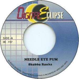 NEEDLE EYE PUM (EX) / PULL UP SELECTOR (EX)
