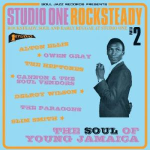 STUDIO ONE ROCKSTEADY Vol.2(2LP)