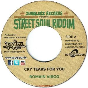 CRY TEARS FOR YOU / YOUTH CAN'T REAP