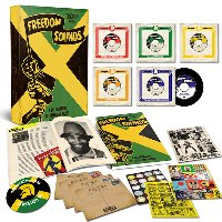 FREEDOM SOUNDS : A Celebration Of Jamaican Music(5CD Box Set)