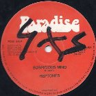 SUSPICIOUS MIND (VG/WOL) / CRYSTAL BLUE PERSUATION  (VG-)