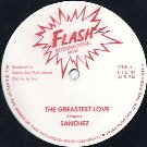 THE GREATEST LOVE (EX) / RIGHT TIME (EX)