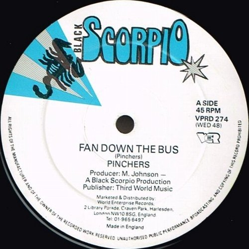 FAN DOWN THE BUS (VG+) / SUNSHINE OF MY LIFE (VG+)
