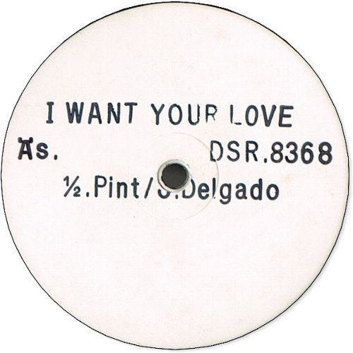 I WANT YOUR LOVE (EX)