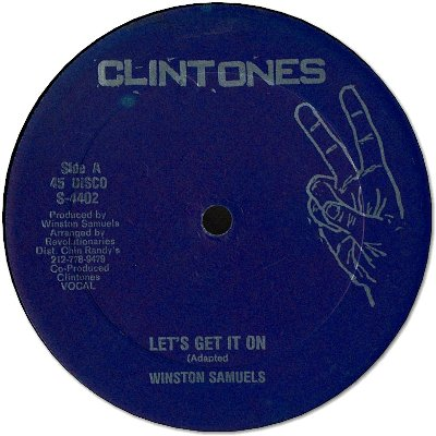 LET'S GET IT ON (VG+) / DUB (VG+)