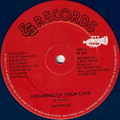 DREAMING OF YOUR LOVE (VG+)