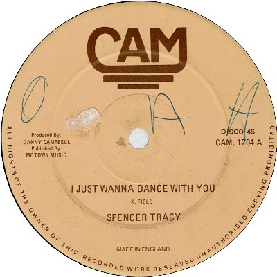 I JUST WANNA DANCE WITH YOU (VG+/WOL) / TELL ME BABY (VG+/WOL)