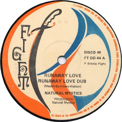 RUNAWAY LOVE (VG+) / IN THE MOOD (VG+)