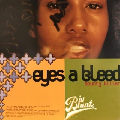 EYES A BLEED (VG+) / WEED LIFE (VG+)