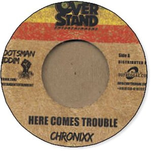 HERE COMES TROUBLE / VERSION