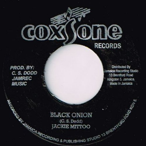BLACK ONION / HOKEY JOJEY