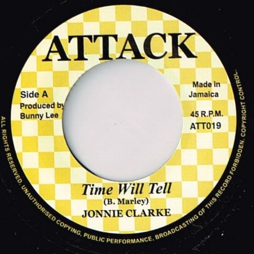 TIME WILL TELL / DRUMS OF AFRICA